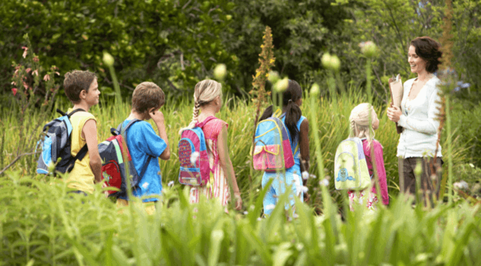 The benefits of school trips for teachers