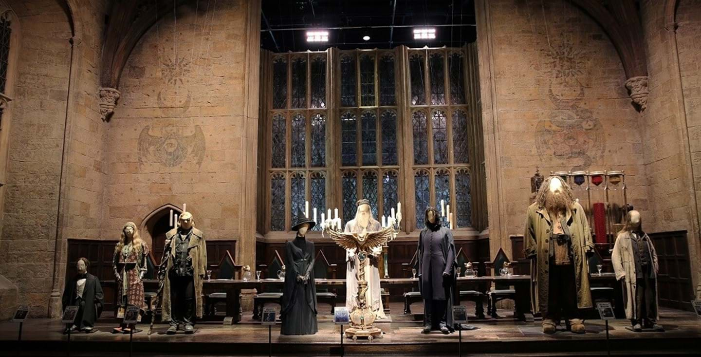 Top 4 Spellbounding Experiences in London for Every Harry Potter Fan