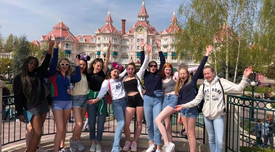 How to Convince Parents about a School Trip to Disneyland® Paris